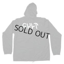 画像1: CULT Memorandum Hooded Nylon Jacket