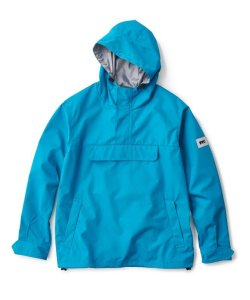画像1: FTC TECH HOODED PULLOVER JACKET