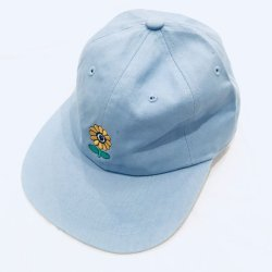 画像1: Peep Game Eyeflower Unstructured Cap