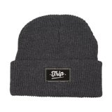 The Trip Woven Label Beanie
