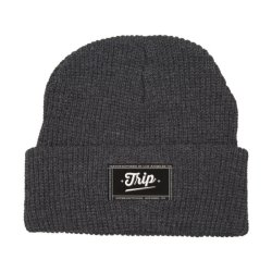 画像1: The Trip Woven Label Beanie