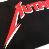 AUTHEN METAL LOGO タオル