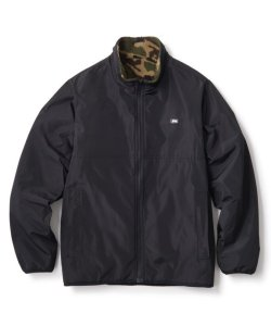 画像1: FTC SHERPA FLEECE REVERSIBLE JACKET