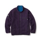 FTC SHERPA FLEECE REVERSIBLE JACKET