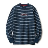 FTC PIN STRIPE L/S TOP