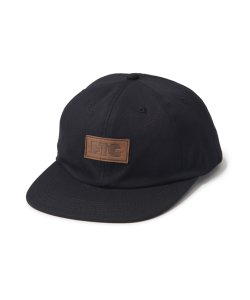 画像1: FTC TWILL OG LOGO 6 PANEL
