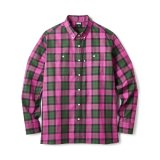 FTC PLAID TWILL B.D SHIRT