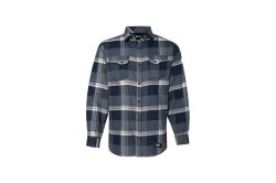 画像1: The Trip SNAP-BUTTON FLANNELS