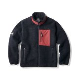 FTC SHERPA FLEECE JACKET