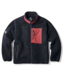 画像1: FTC SHERPA FLEECE JACKET