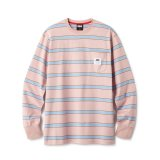 FTC STRIPE L/S TOP