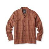 FTC SHADOW PLAID SHIRT