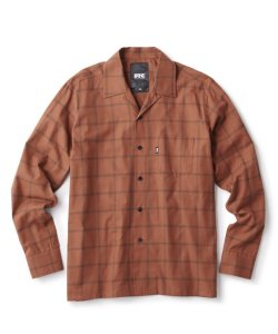 画像1: FTC SHADOW PLAID SHIRT