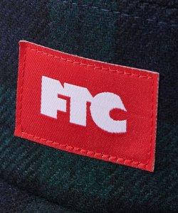 画像2: FTC WOOL CAMP CAP