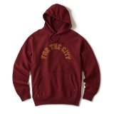 FTC FOR THE CITY PULLOVER HOODY