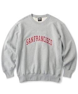 画像1: FTC OF SAN FRANCISCO CREW NECK