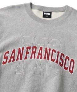 画像2: FTC OF SAN FRANCISCO CREW NECK