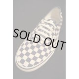 VANS (バンズ) Authentic checker
