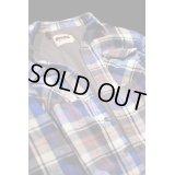 ALTAMONT  Flannel Shirt 「DIRTY BIZ」