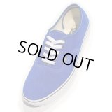VANS AUTHENTIC 「CLASSIC」