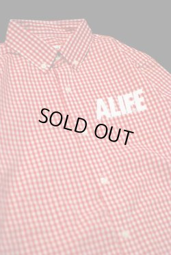 画像1: ALIFE B.D L/S SHIRT 「GRAND」