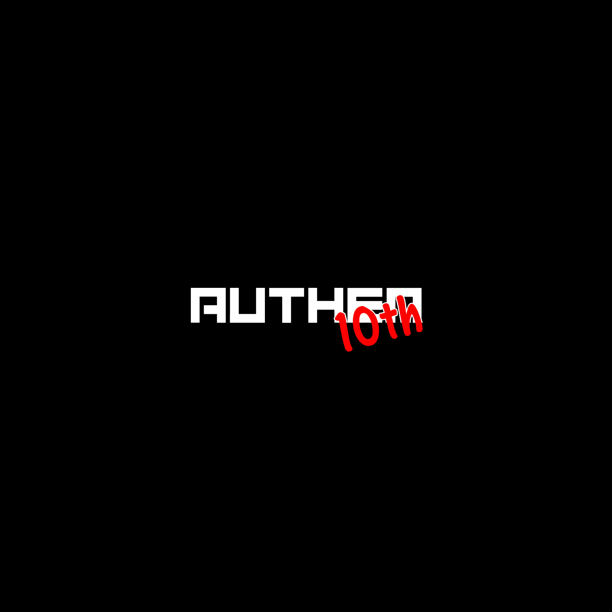 AUTHEN 10th ANNIVERSARY